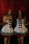 Moulin rouge costume