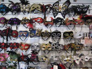 Venetian masks melbourne