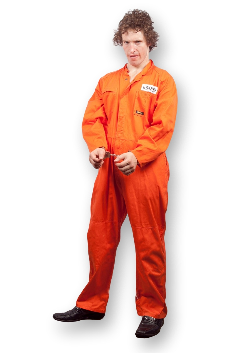 Prison inmate uniforms for pinterest