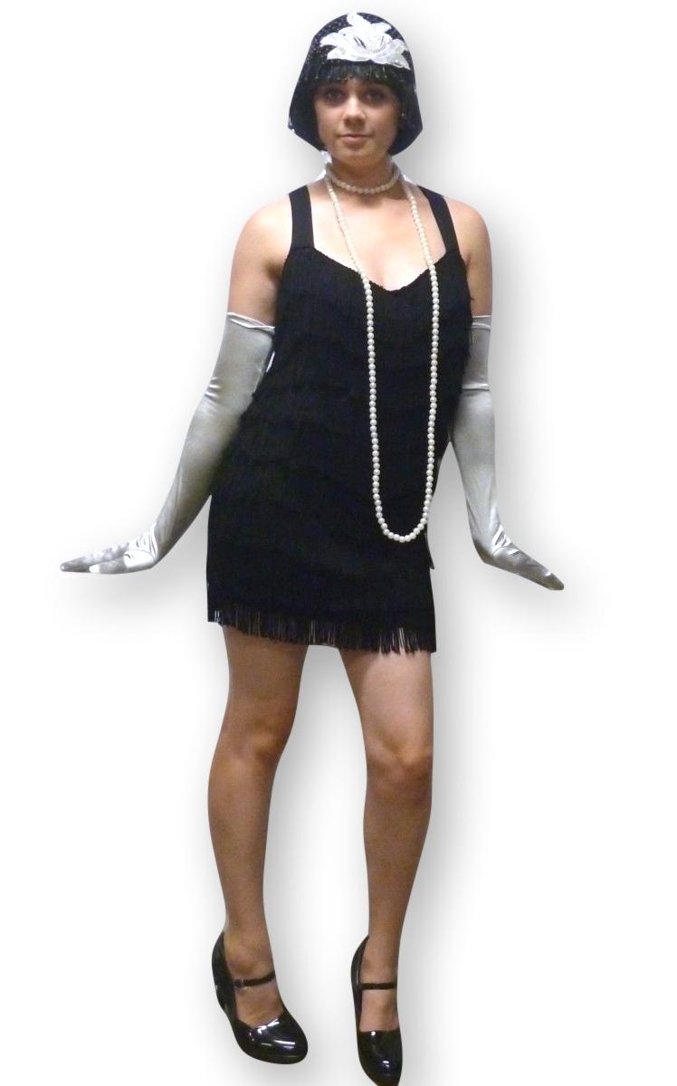 Flapper 1920's girl -Creative Costumes