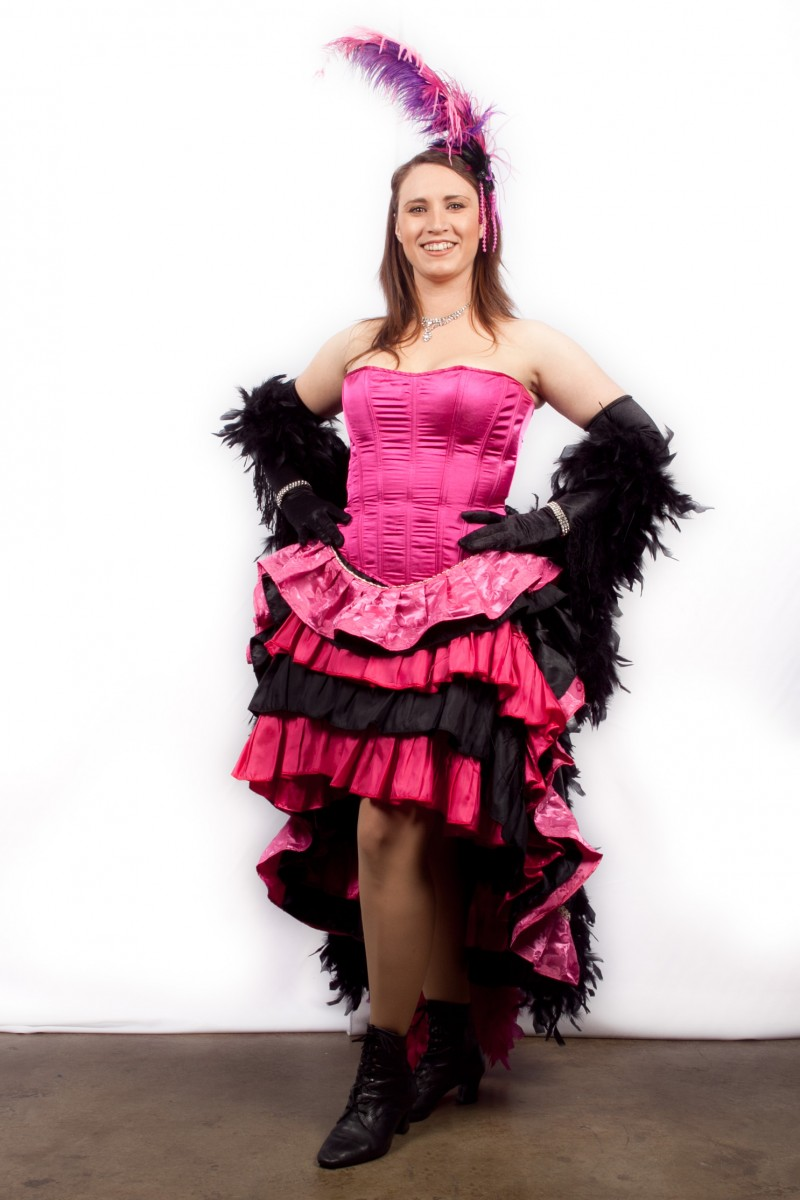 moulin rouge showgirl creative costumes