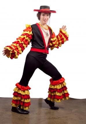 Carnivale man