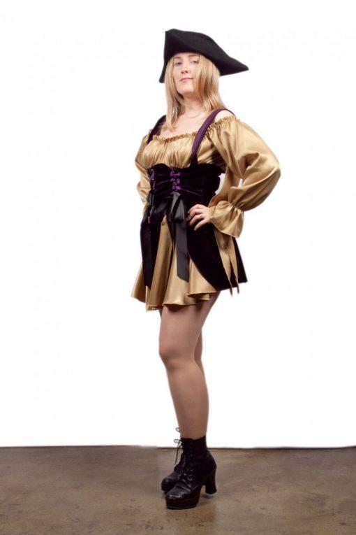 female buccaneer