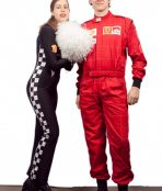 Race car couple