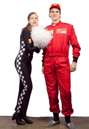 Race car couple