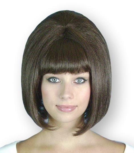 Brown Beehive Wig Creative Costumes