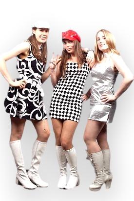 1960's girls
