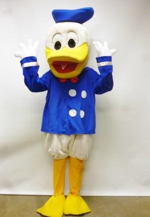 Donald Duck Mascot