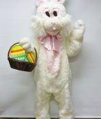 Easter Bunny Mascot style 3