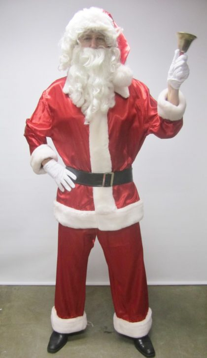 father christmas santa xmas costume