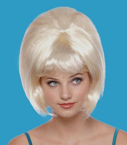 Beehive Blonde Wig Creative Costumes