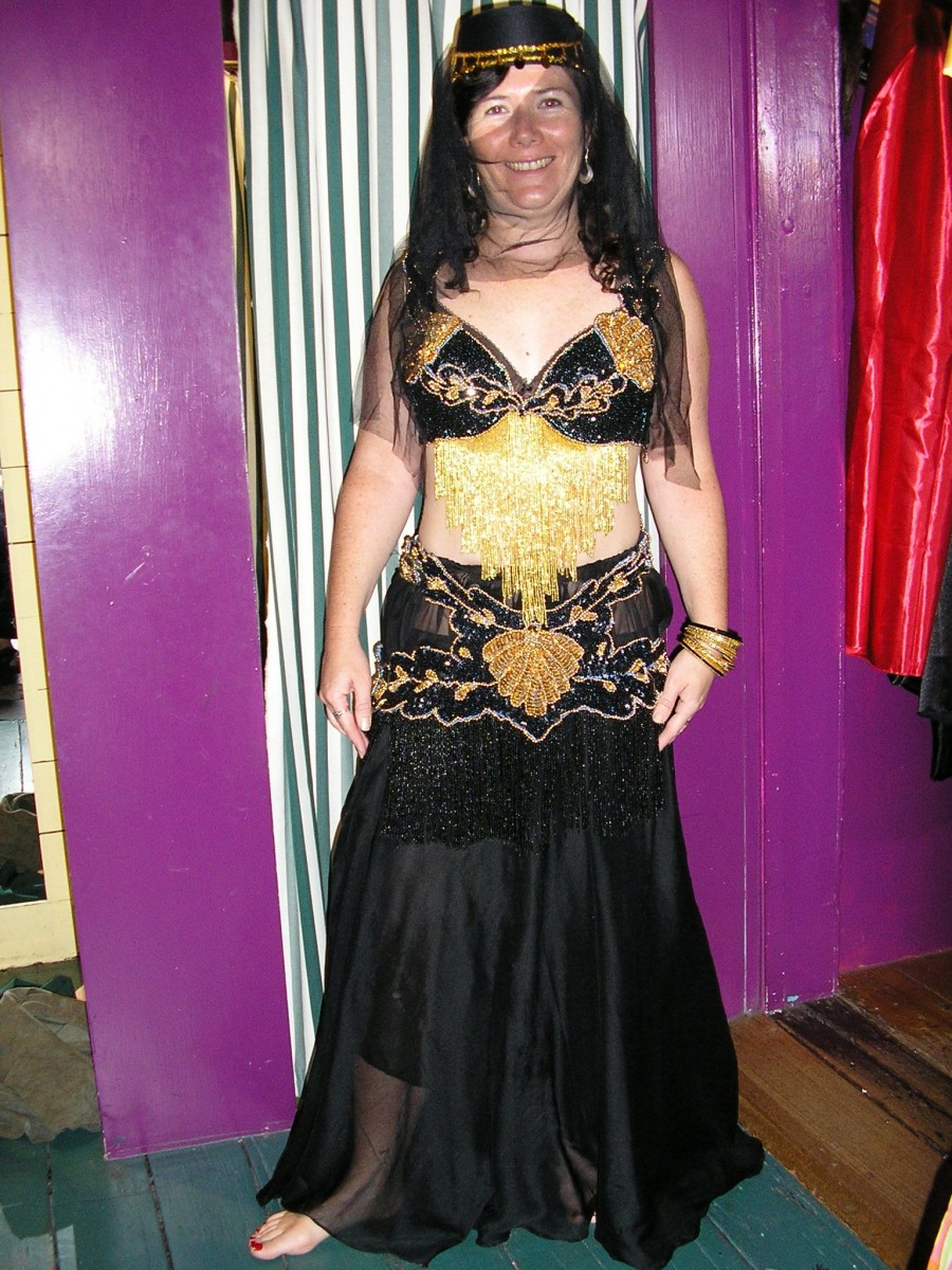 Arabian Belly Dancer Costume Creative Costumes Olympus Digital Camera Buy