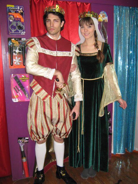 German Halloween Costumes