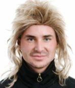 mullet blonde