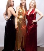 sequin dress girls