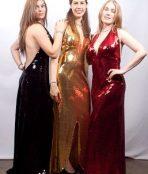 sequin dress girls