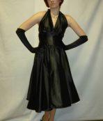50's halter dress