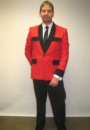 teddy boy costume