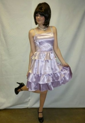 1950's pale purple