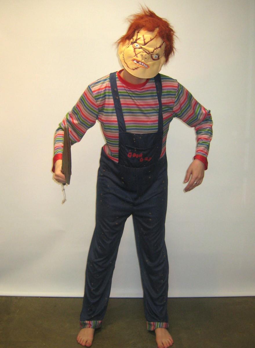 Chucky Costume -Creative Costumes