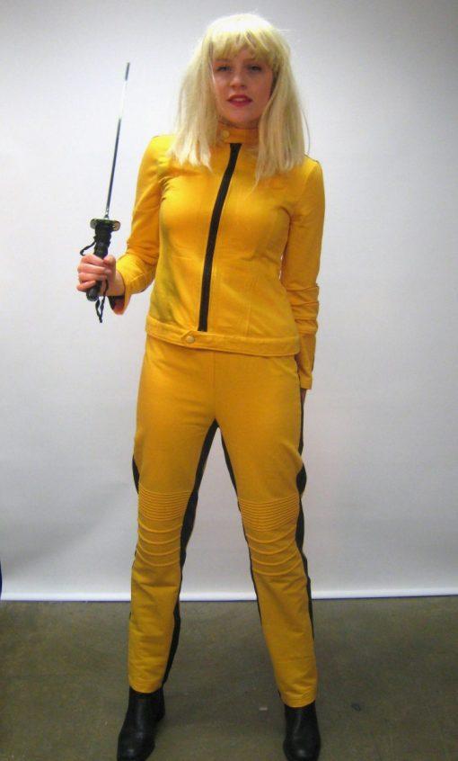 Uma Thurman Costume