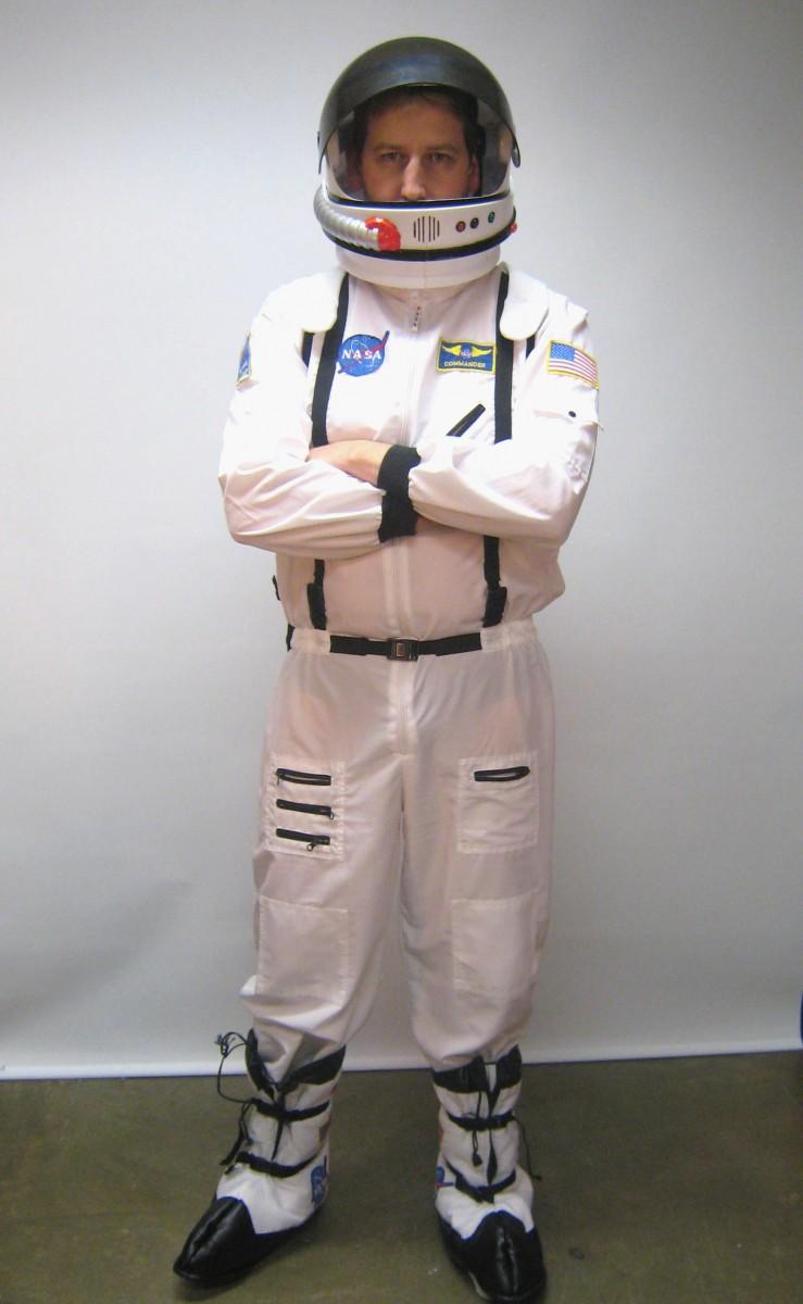 Astronaut costume -Creative Costumes
