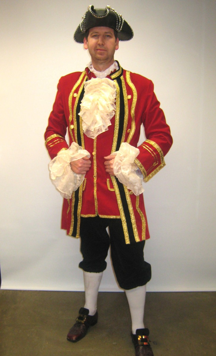 Colonial Soldiers Uniform 16
