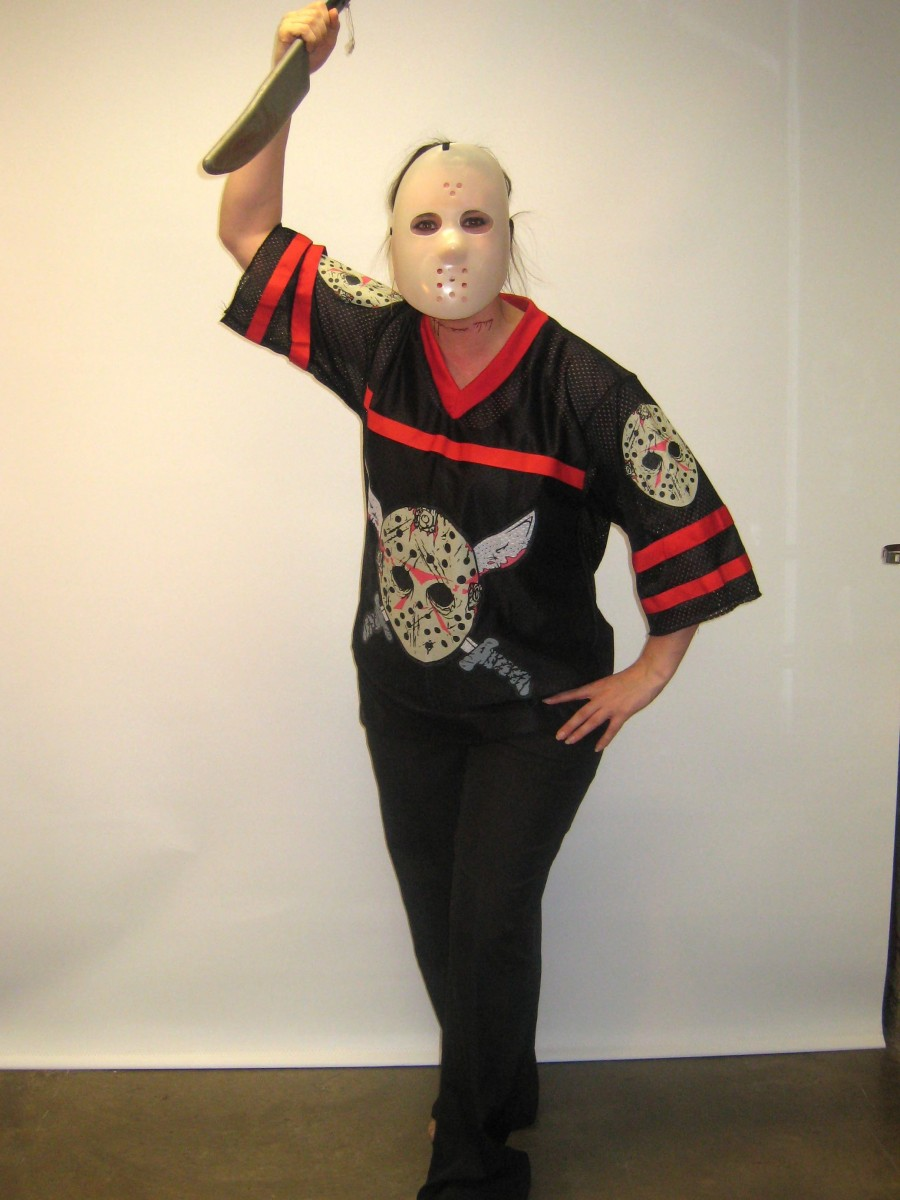 Halloween Costume Jason Friday 13th.Jason Friday 13th Costume Creative Costumes