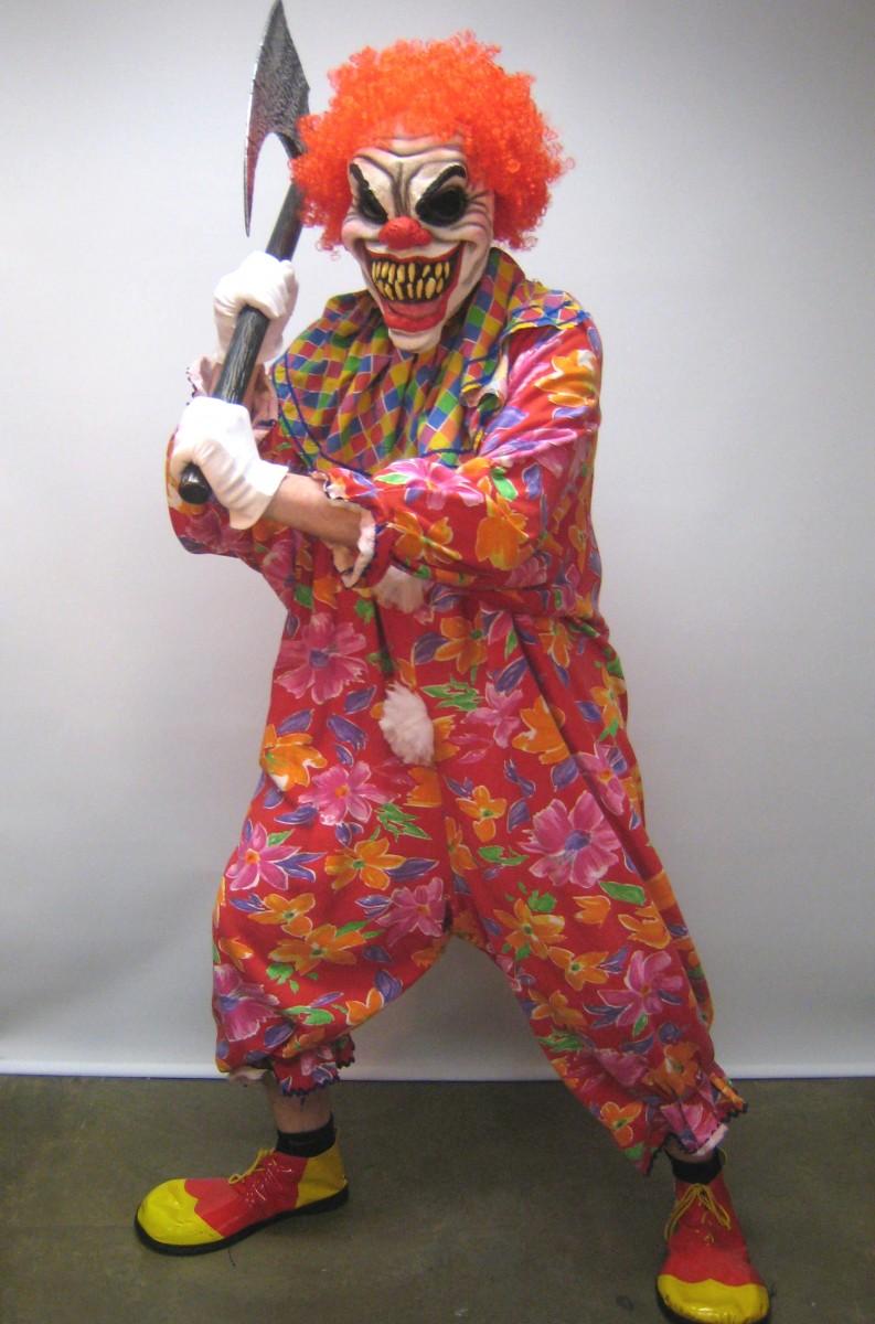 a killer clown costume creative costumes