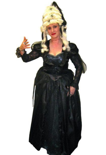 Marie Antoinette dead costume