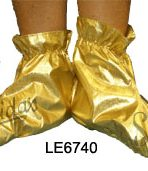 elf shoes gold