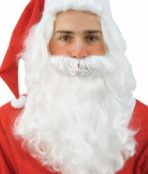 express santa beard and wig