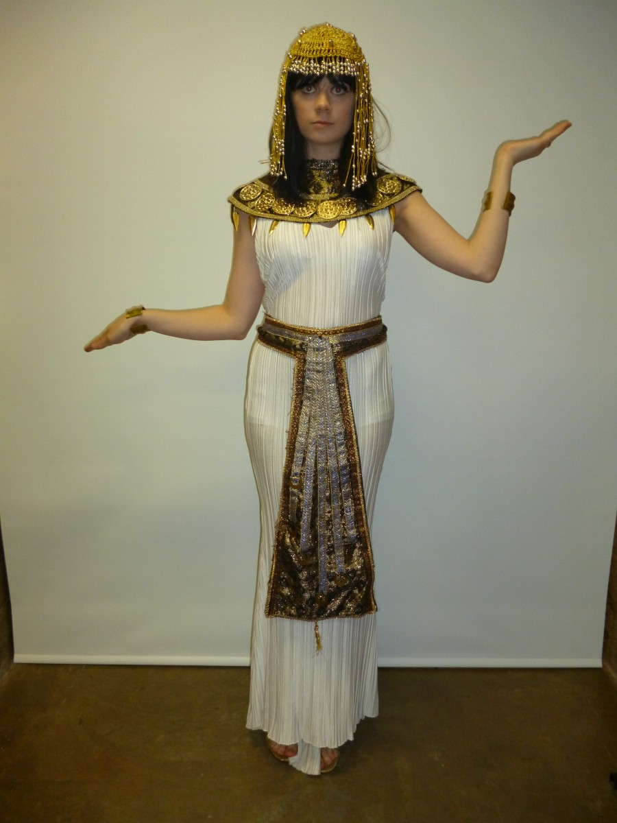 Egyptian costume  sc 1 st  Creative Costumes & Cleopatra Costume -Creative Costumes