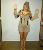 Ghost busters girl