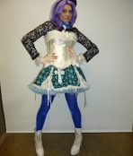 Japanese harijuku costume
