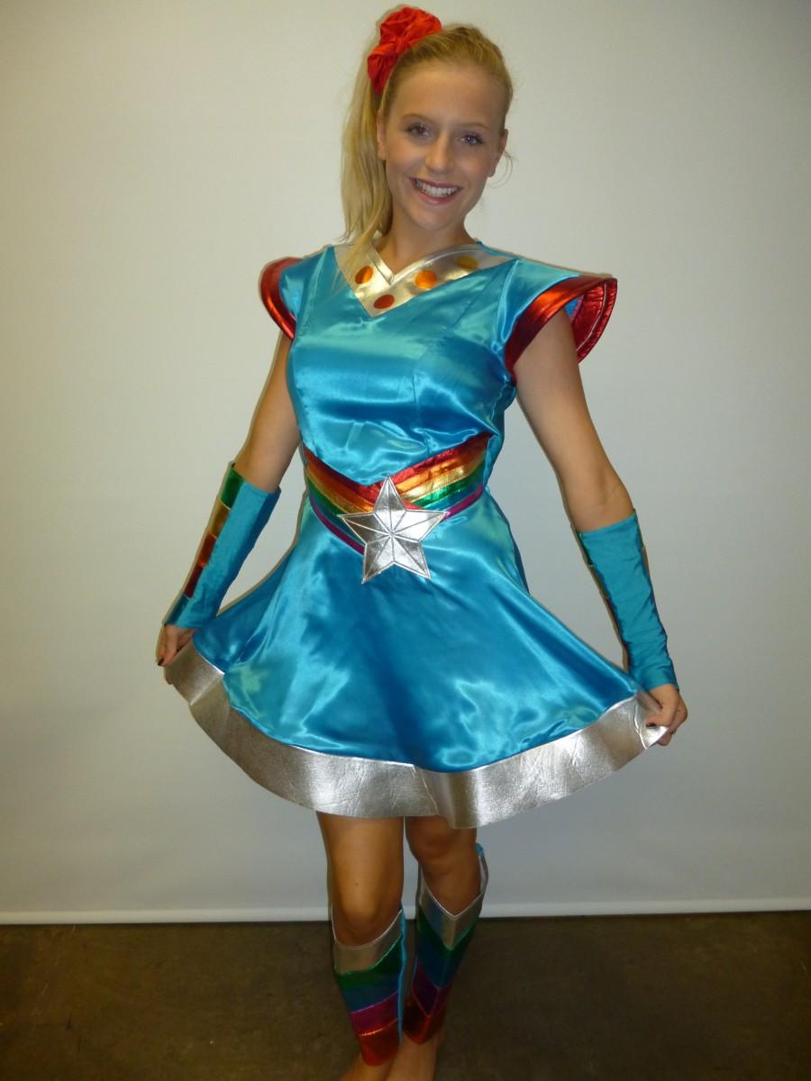 Pics photos tv costumes rainbow brite costumes rainbow brite