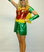 robin batman batgirl superhero