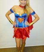 supergirl superwoman superhero superman