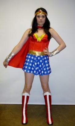 August Ames Facil >> Wonderwoman Costume -Creative Costumes