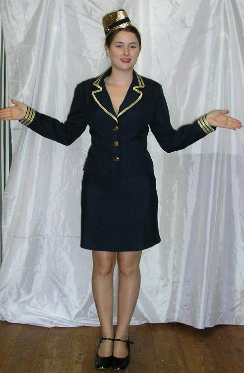 OLYMPUS DIGITAL CAMERA  sc 1 st  Creative Costumes & Air Hostess Costume -Creative Costumes