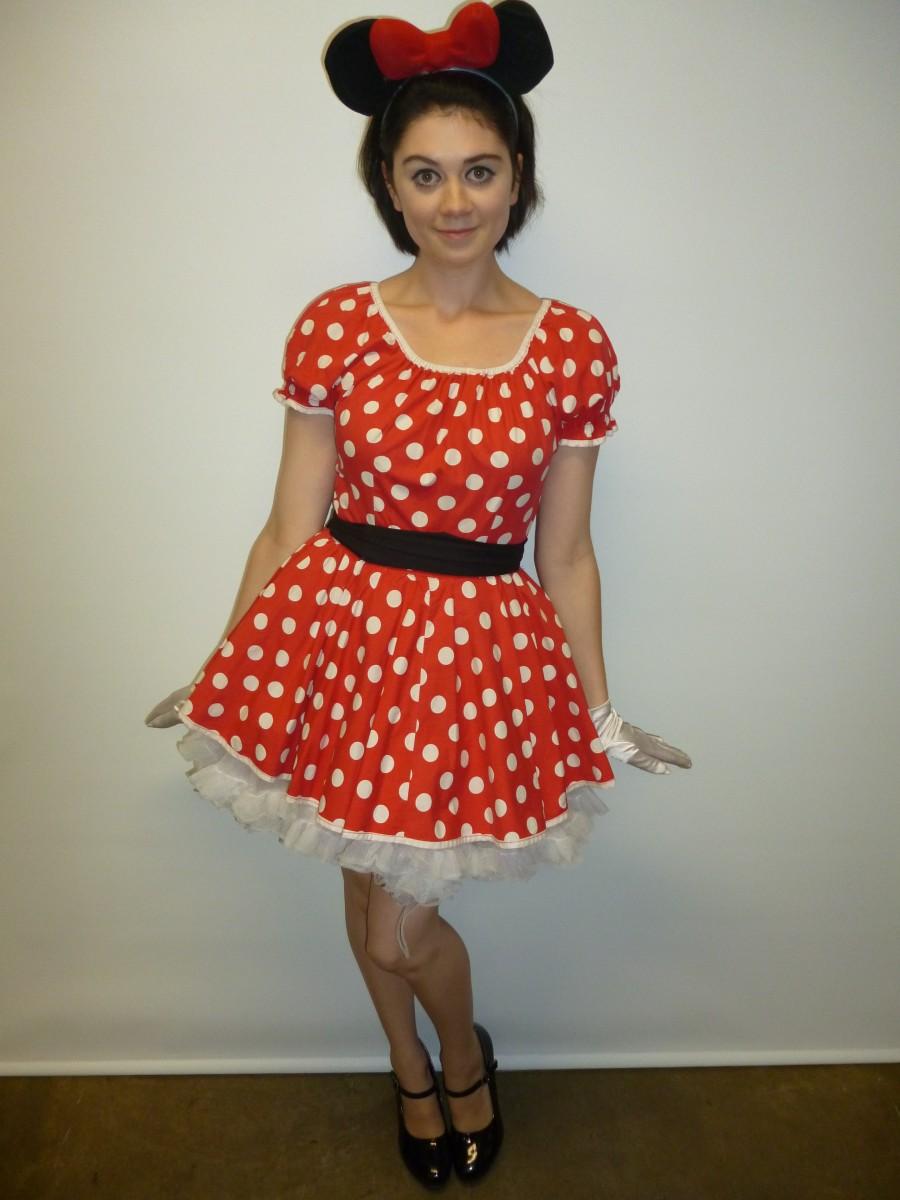 Disney Character costume  sc 1 st  Creative Costumes & Minnie mouse Costume -Creative Costumes