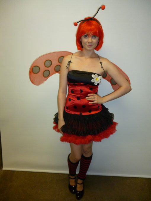 Garden Insect costume