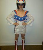 american Daredevil costume
