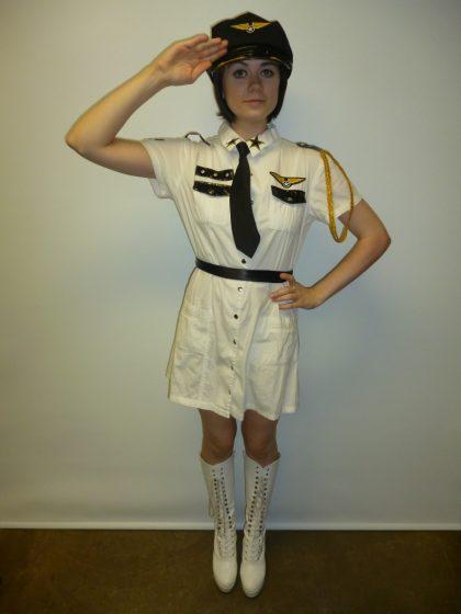 Women uniform Costume