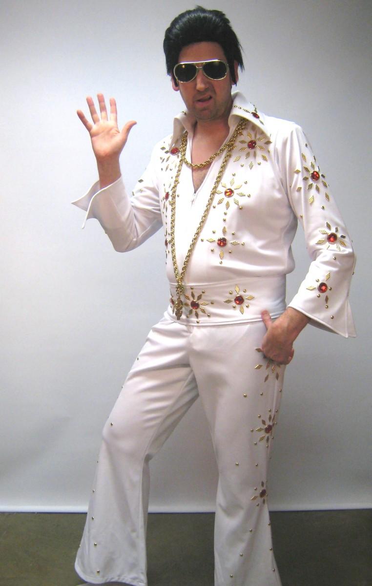 elvis  sc 1 st  Creative Costumes & Elvis Costume -Creative Costumes