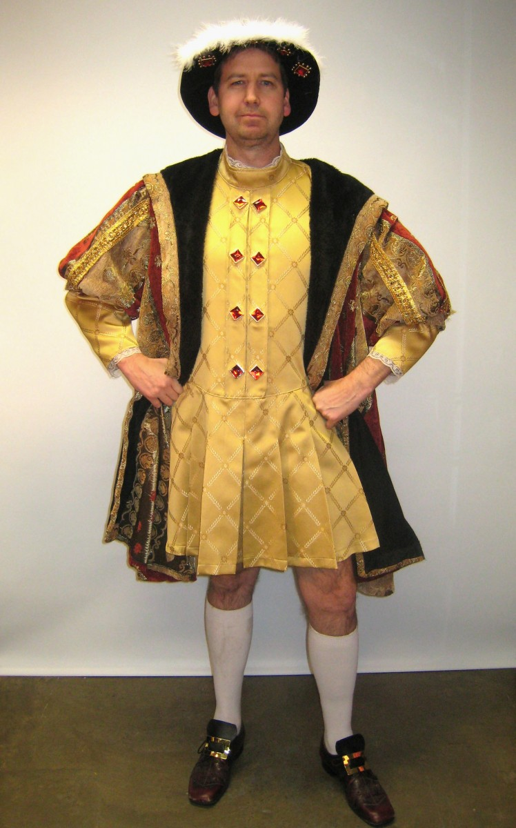 King Henry Viii Costume Creative Costumes