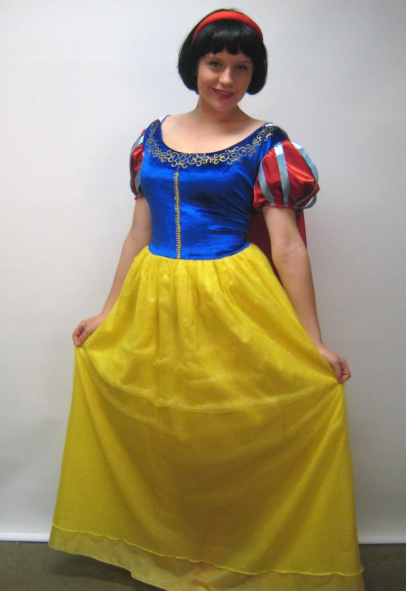 Snow White Costume Porn 26