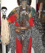Jungle voodoo man