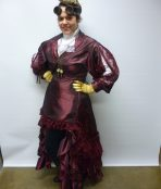 Victorian Industrial costume