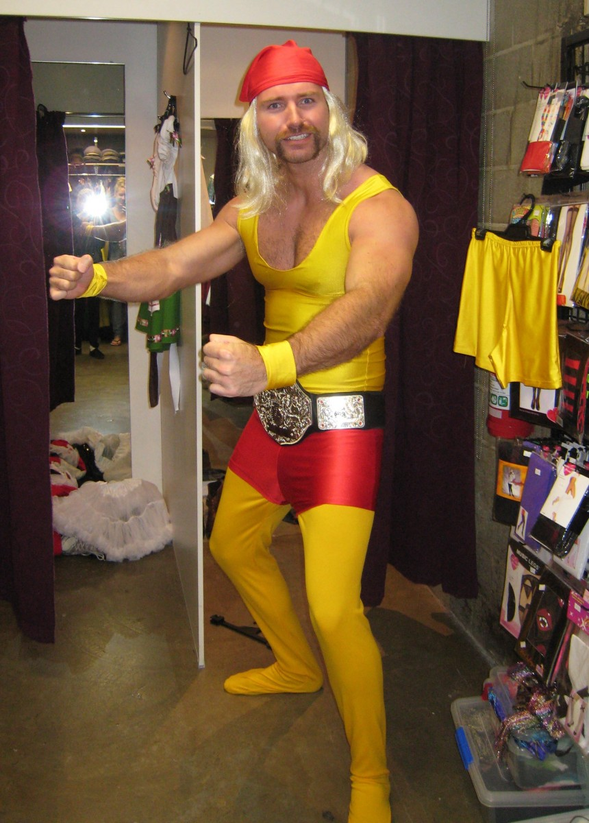 2costume hulk hogan